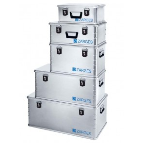 ZARGES Box (Κουτιά αλουμινίου)