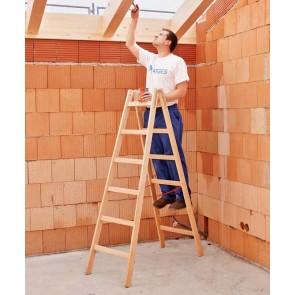 ZARGES Cresta B (Z300) Ξύλινη σκάλα διπλής πρόσβασης