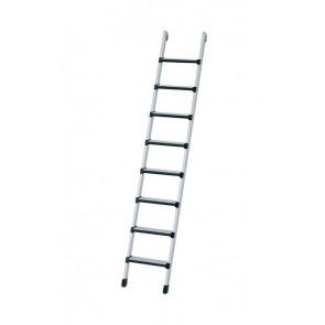 ZARGES Comfortstep L (Z600) Μονή σκάλα με προστασία στα άκρα