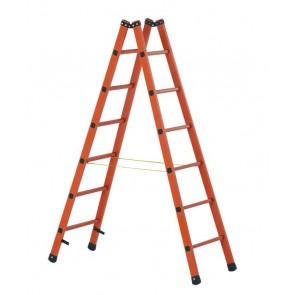 ZARGES EFA B (Z600) Πλαστική σκάλα διπλής πρόσβασης