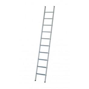 ZARGES Saferstep L (Ζ600) Μονή σκάλα με στεγανοποιημένο σκαλοπάτι ανοδιωμένο