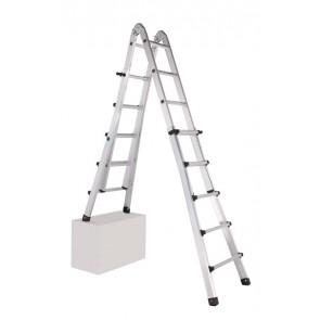 ZARGES Variotec V (Ζ300) Τηλεσκοπική σκάλα πολλαπλών χρήσεων