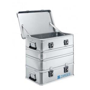 ZARGES Κουτιά αλουμινίου μεταφορών Κ 470 Plus (τύπου καλύμματος)